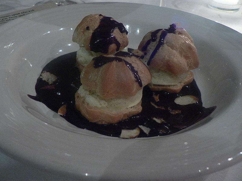 profiteroles-chocolat